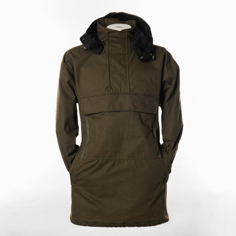 FORTIS_FIELD SMOCK
